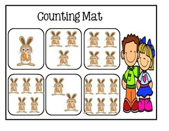 Math Mats ~ Set 1