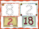 Center Numbers and Shapes with CUBES numeros Bilingual Sta