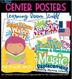 Center Posters: Learning Room Stuff