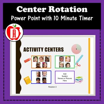 Center Rotation