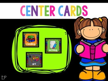 Center Rotation Cards