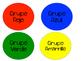 Center Rotation Chart Spanish and English