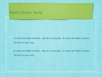 Center Rotation Songs