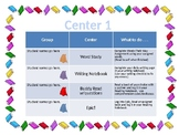 Center Rotation ppt