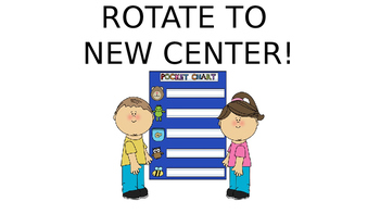 Center Rotations with Automatic Timer