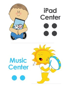 Center Signs