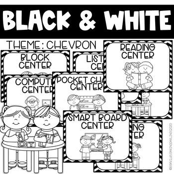 Center Signs_Chevron