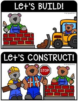 Center Signs and More - PreK, Preschool, Kindergarten, Pre-K