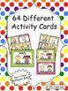 Center Signs for Kindergarten & Pre-K Polka DotTheme