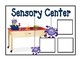 Center Signs for the Primary Classroom - 3 NEW!!!!