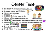 Center Time Procedures