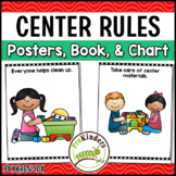 Center Time Rules & Routines | Positive Behavior Management