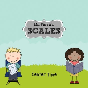 Center Time Scale or Rubric