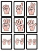 Center in a Minute {Early Numeracy}: Counting Fingers