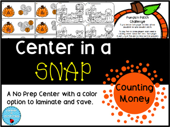 Counting Money Center in a Snap