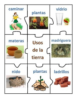 Center of Uses of Soil, Rocks, and Water - Spanish