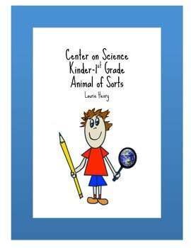 Center on Science K/1 Animal of Sorts