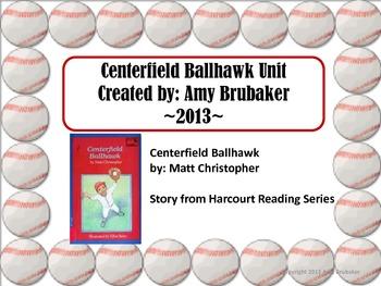 Centerfield Ballhawk Unit for Harcourt