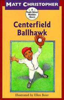 Centerfield Ballhawk, a Trophies powerpoint for third grade