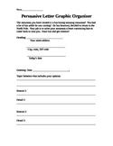 Centerfield Ballhawk persuasive letter graphic organizer