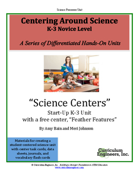 Centering Around Science Introduction