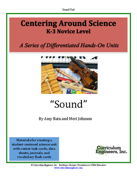 Centering Around Science - Science Centers for Sound