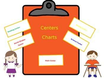 Centers Placement Charts