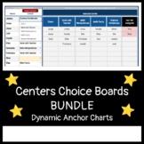 Centers Planning Bundle