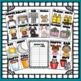 Centers / Pocket Chart Display - Preposition, Homophone, Synonym, Antonym BUNDLE
