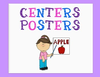 Centers Posters - Solid Purple