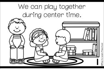 Centers Routine