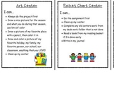 Centers Task Cards