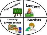 Centers Wheel