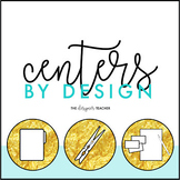 Phonics Centers by Design BUNDLE- File Folders, Clip Cards