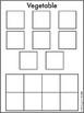 Centers by Design: Sorting Food File Folder Tasks