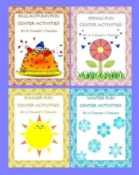 Centers for the Seasons Bundle