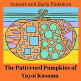 The Patterned Pumpkins of Yayoi Kusama