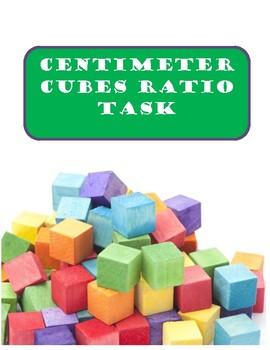 Centimeter Cube Ratio Task