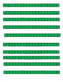 Centimeter Cube Ruler