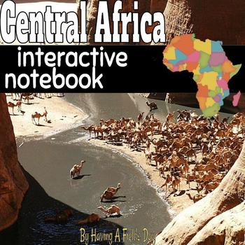 Central Africa Interactive Notebook