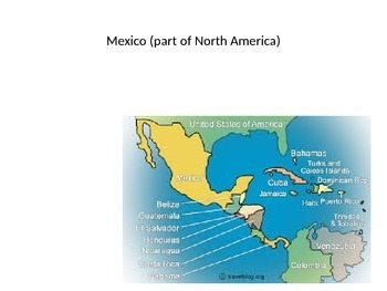Central America Geography