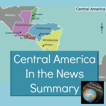 Central America In the News Summary