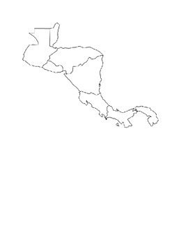 Central America Introductory lesson