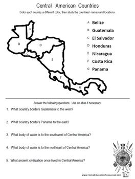 Central America Mini Unit