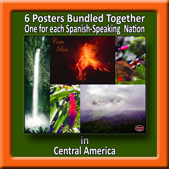 Central America Photo Posters - Horizontal