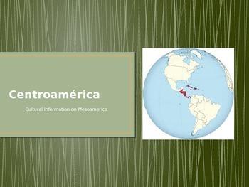 Central America Powerpoint Presentation