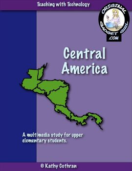 Central American Study: Teaching for Learning with Technology
