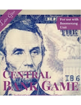 Central Bank Game
