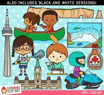 Central Canada Clip Art