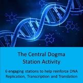 Central Dogma Station Activity